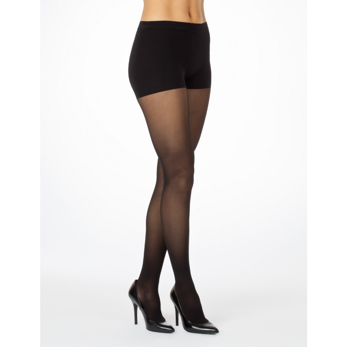 ITEM m6 Tights Translucent Black-35