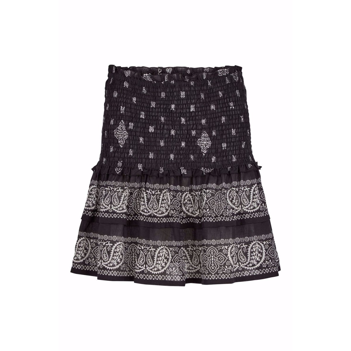 Moliin 5029 Puk Skirt Black / White-30