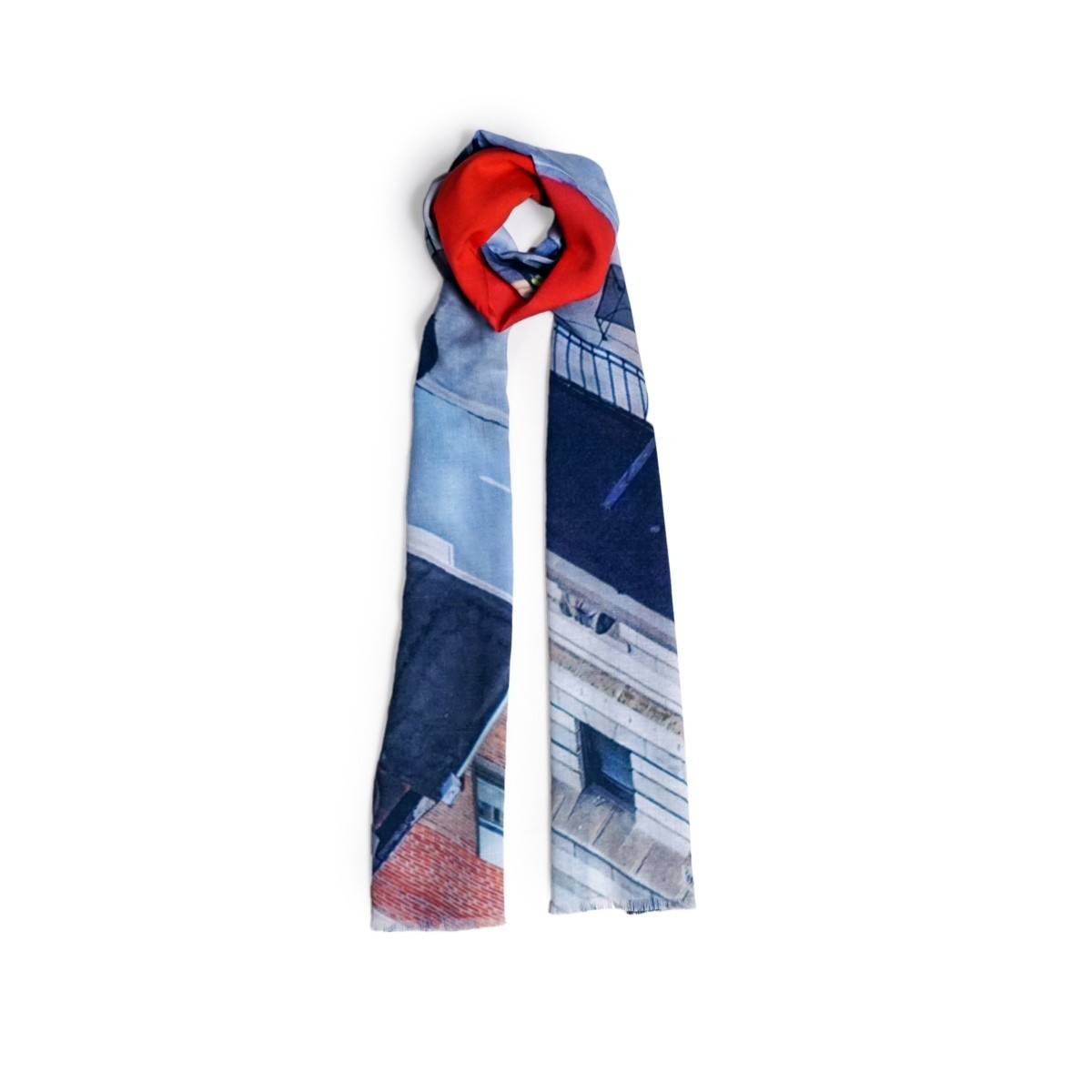 Inspired-by New York Roof Slim Scarf-31