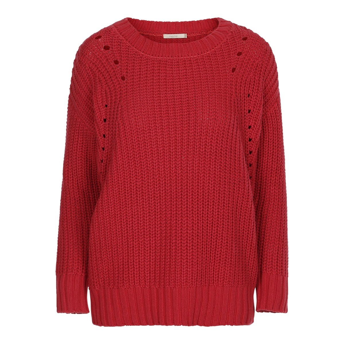 Maché Nora Blouse Red-31