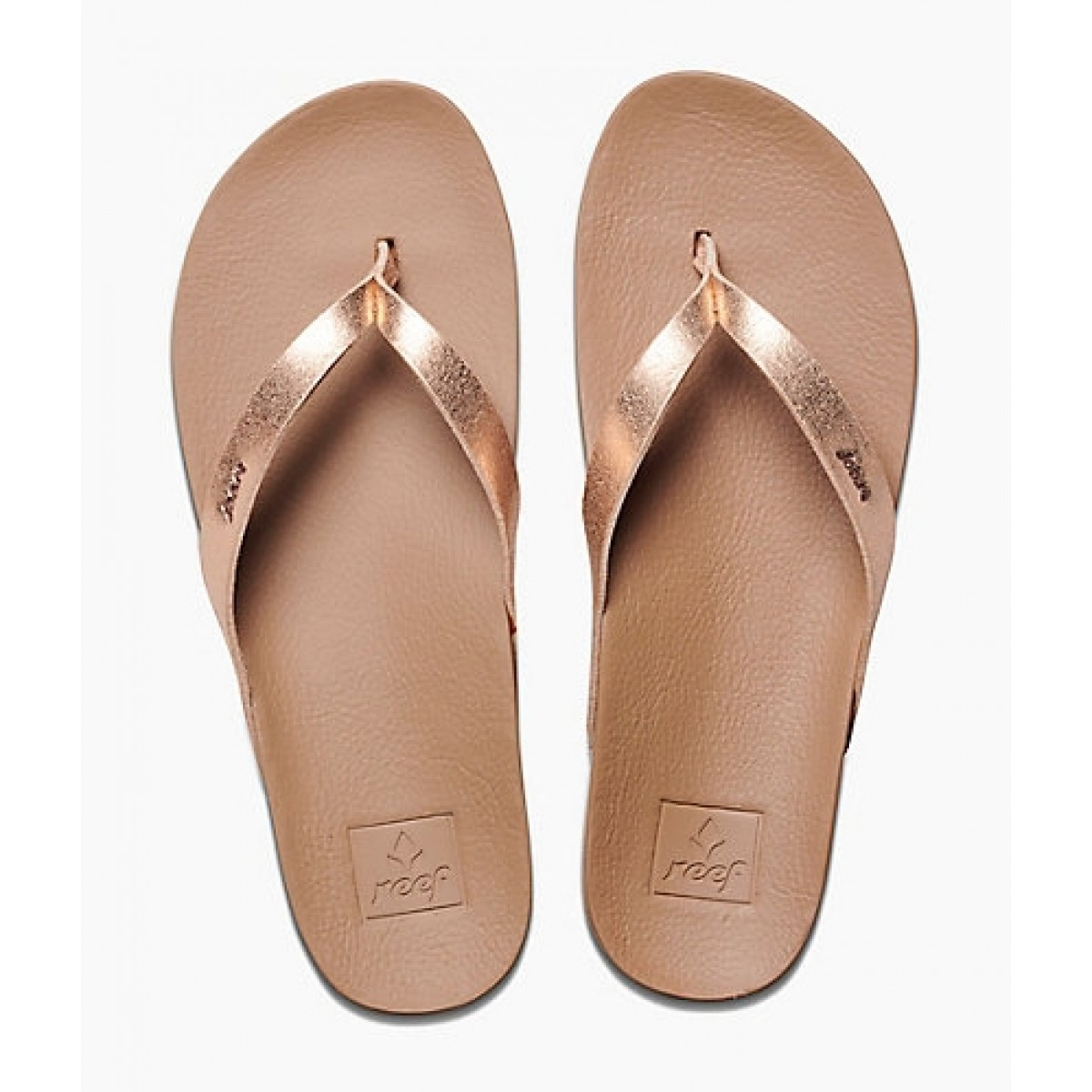 Reef RA3FDS Cushion Bounce Court Rose Gold-34