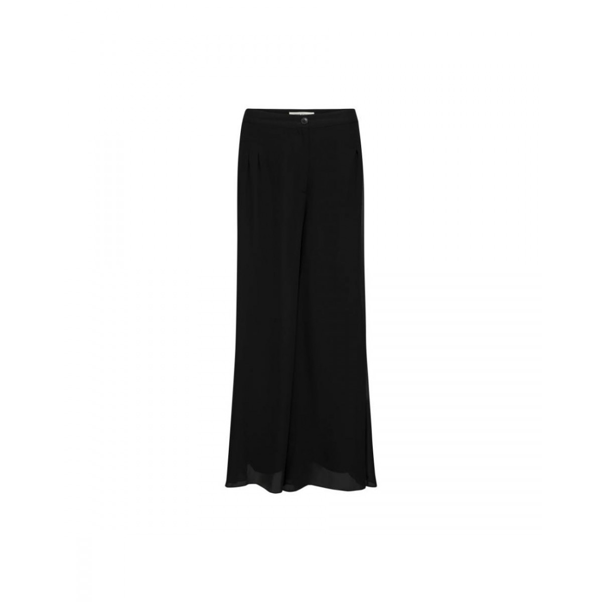 Sofie Schnoor S164205 pants Loose Fit Black-35