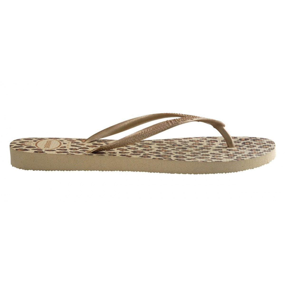Havaianas Slim Animals Sand Grey-35