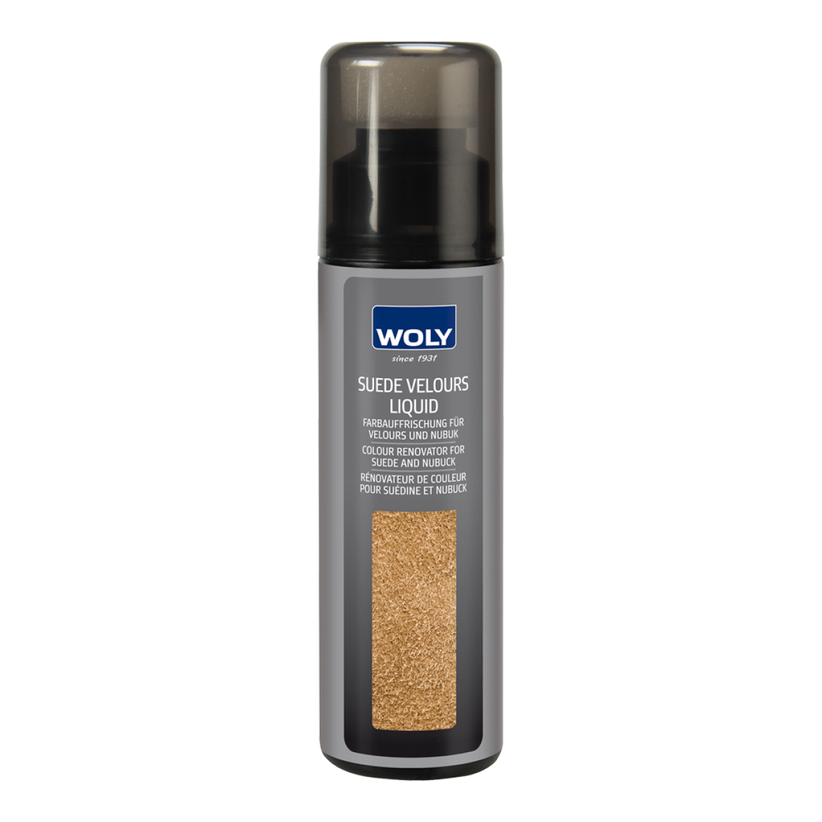 Woly Suede Velours Liquid 75ml Neutral-31