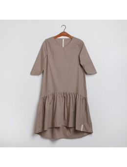 Grobund 0618m Manilla Dress Roasted Cashew-20