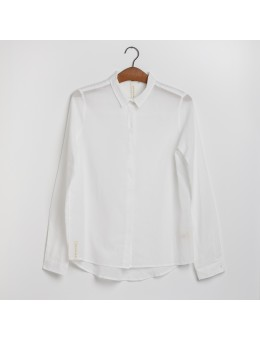 Grobund 0740W Edith Shirt White-20