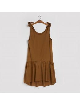 Grobund 0815W Dagmar Dress Cinnamon-20