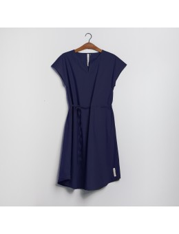 Grobund 0825 Margit Dress Navy-20