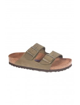 Birkenstock 1009943 Arizona Steer Khaki-20