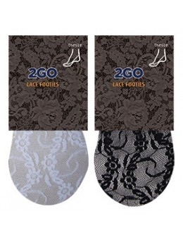 2GO Lace Footies One Size-20