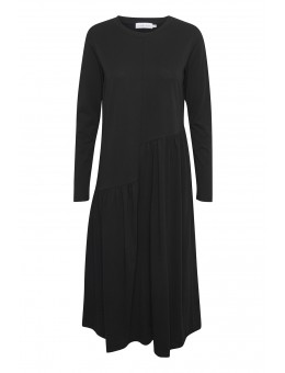 Lounge Nine 10607178 Hermione Dress Pitch Black-20