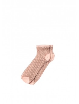 Becksöndergaard 2004848001 Waffle Dolly Sock 304 Tropical Peach-20