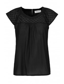 Rosemunde 2237-010 Top Black-20