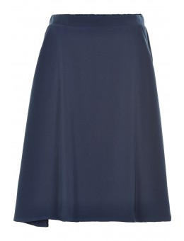 Six Ames Likka Long Skirt 7090 Navy-20