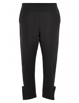 Six Ames Millica Pants C1000 Black-20