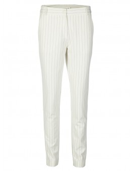 Rosemunde 4404-5094 Trousers White/Navy Stripe-20