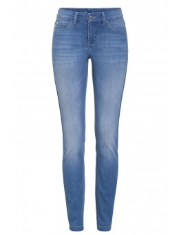 MAC Jeans Dream Skinny Authentic Mid Blue Used 5457 0375L D530-20