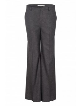 Oui 55761-9783 Pants Dark Grey-20
