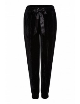 Oui 59666-9990 Pants Black Velvet-20