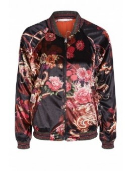 Oui 60377 Jacket 0993 Multi-20