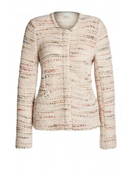 Oui 63648 Jacket 0301 Rose White-20