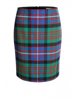 Oui 63893 Skirt 0645 Green Blue-20