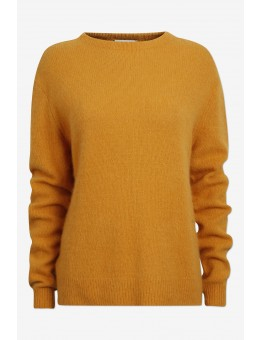 Six Ames Joie Sweater C1551 Sunflower-20