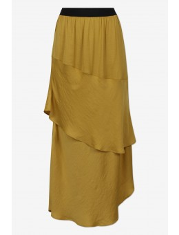 Six Ames Samour Special Edition Skirt C3162 Curry Yelow-20