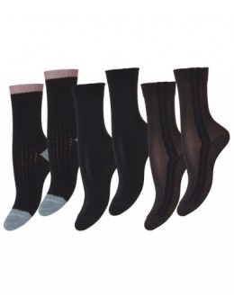 MP 79526 744 Ankle Nille 3pk-20