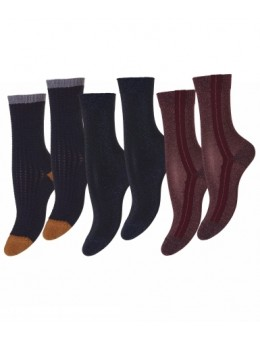 MP 79526 745 Ankle Nille 3pk-20