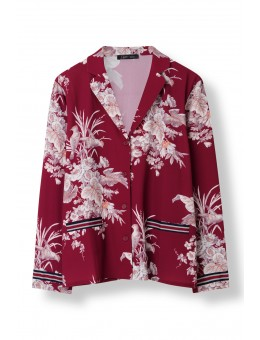 Stella Nova 81LD-BF03 Bird Flower Shirt-20