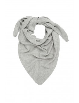 MP 96161 488 CPH Triangle Scarf Grey Marl-20