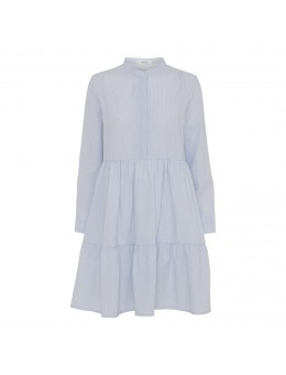 Maché Beatrice Dress Blue / White-20