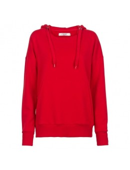 UNLIMITED EDITION HOODIE KLASSISK SWEATSHIRT RED-20