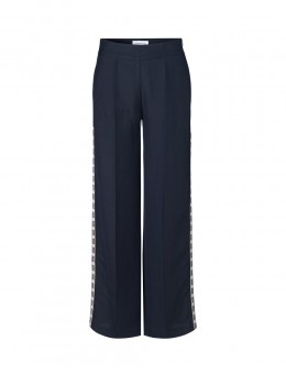 Libertine-Libertine Blonde Trousers Dark Navy-20
