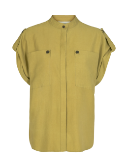 CPH Muse 122535 Cargo Shirt Green Moss-20