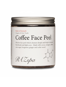 Coffee Face Peel 200G – Organic and Fair Trade-20