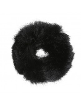 Cosy Concept Fur Hairband Black-20