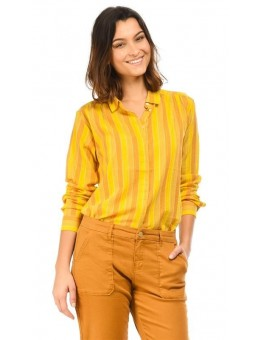 MKT Studio Crifi Shirt Yellow-20
