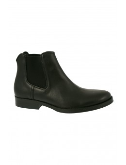 Mentor W7146 Chelsea Boot Black Leather-20