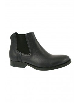 Mentor W7179 Chelsea Boot Navy Leather-20