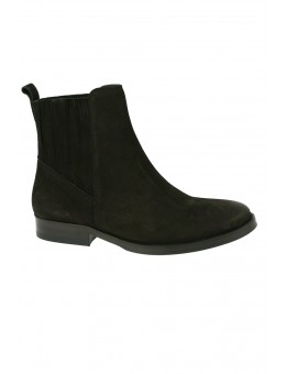 Mentor W7139 Ankle Chelsea Boot Black-20