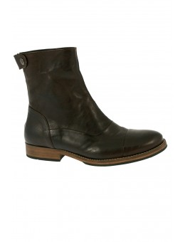 Mentor Boot W7316 Dark Brown-20