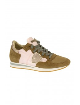 Philippe Model THLD WX01 Rose/Mud/Gold-20