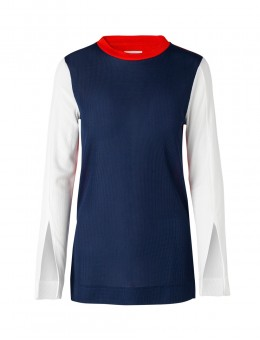 Libertine-Libertine Dear Top Colour Block-20