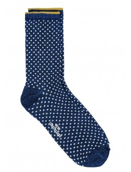 Becksöndergaard 848012 Dina Small Dots 209 TWILIGHT BLUE-20