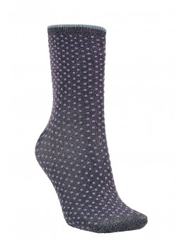 Becksöndergaard 0000848002 Diana Small Dots Coll. 315 Purple-20