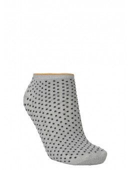 Becksöndergaard 0000848004 Dollie Dot 037 Grey Melange-20