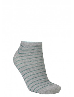 Becksöndergaard 1904848005 Dollie Stripe Sock 543 Green-20