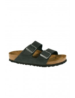 Birkenstock 552113 Arizona Leoi Black-20
